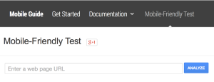 Google-Mobile-Test